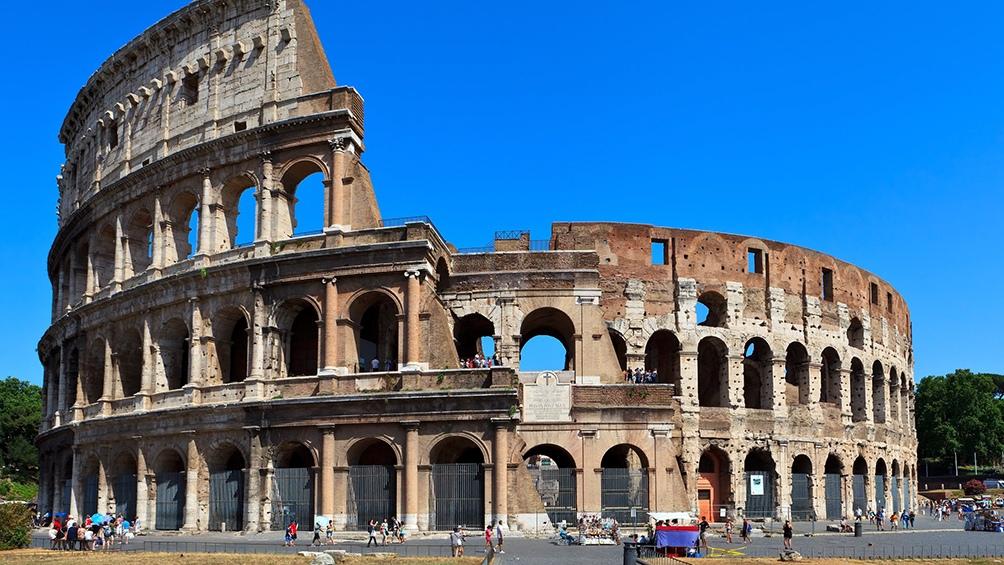 La empresa Milán Ingegneria es la autora del proyecto ganador para reformar el Coliseo, una de las obras más emblemáticas de Roma, que data del año 80 de este era.