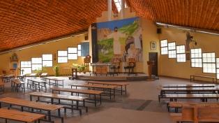 Esperan miles de fieles para la 49° peregrinación de Ceferino Namuncurá en Chimpay
