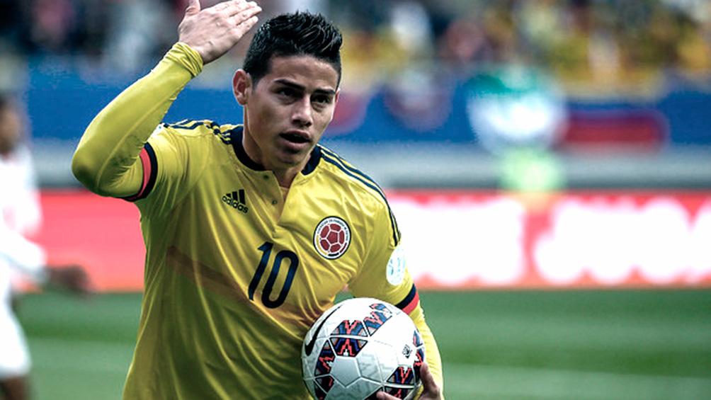 Colombia recibe a Venezuela en Barranquilla en el