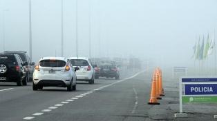 Más de 2.300 autos por hora hacia la Costa Atlántica por el inicio de la temporada de verano