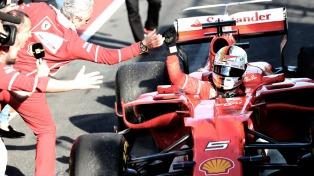 "Vettel: ""Ferrari no me hizo ninguna oferta"""