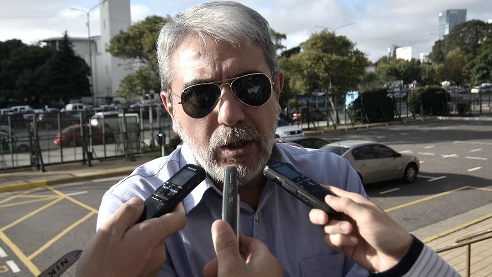 Aníbal Fernández se refirió al crimen del estudiante Lucas Cancino.