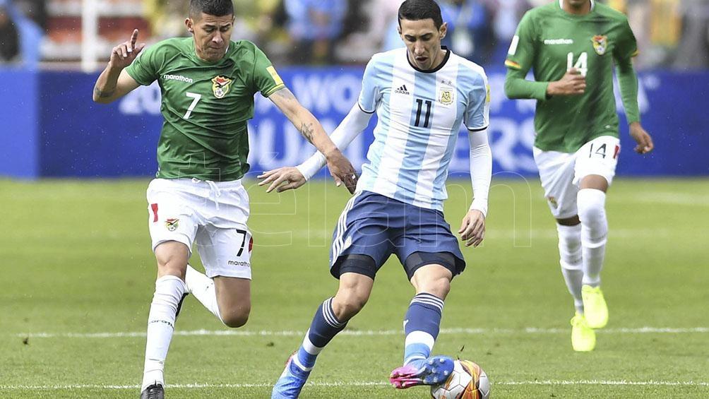 El 9 de septiembre en el partido entre Argentina y Bolivia se hará una prueba piloto