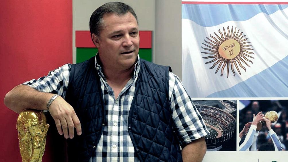 """Bertoni dialogó con Télam Radio y dijo que lo de Domínguez fue una """"falta de respeto"""" (foto archivo)"""