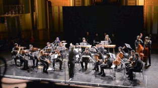 Comienza la temporada de conciertos de las orquestas infanto juveniles en el Centro de la Música