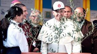 Francisco volverá a visitar el jueves la sede de Scholas Occurrentes en Roma