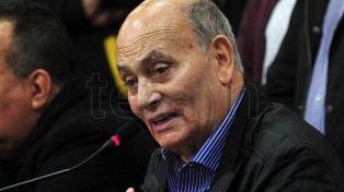 """""""Momo"""" Venegas afirmó que Macri hará anuncios """"buenos para la gente"""""""