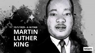 A 49 años del asesinato de Martin Luther King