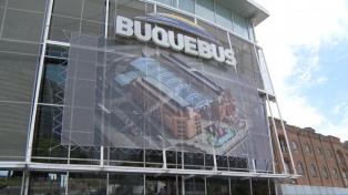 Buquebús anunció la interrupción de sus viajes entre Uruguay y Argentina