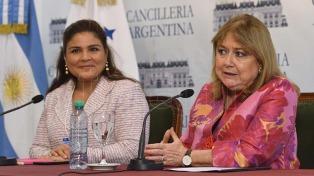 Malcorra: la Argentina buscará recuperar la idea original de la Unasur al asumir la presidencia protémpore