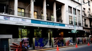 Un sindicato quiere comprar el histórico edificio de la Sociedad Hebraica