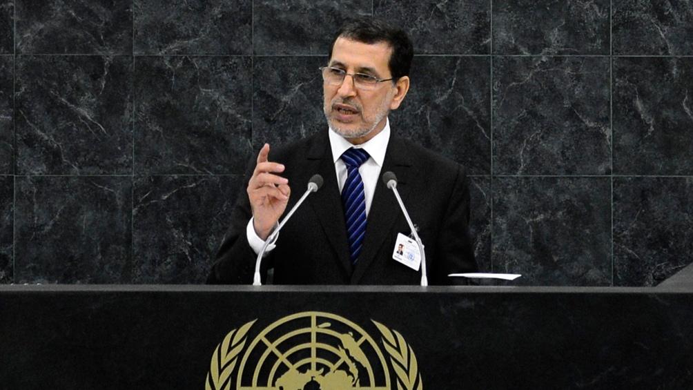 El premier marroquí celebró la participación estadounidense en el ejercicio militar
