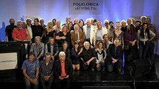 Radio Nacional Folklórica anunció su programación 2017
