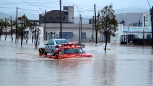 Donarán a la Argentina U$S 50 mil para atender a damnificados por las inundaciones