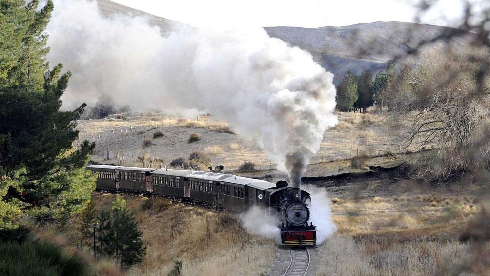 El Viejo Expreso Patagónico es uno de los atractivos más característicos de Esquel.
