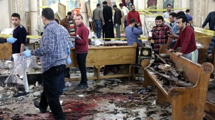 Dos condenados a muerte por el ataque a una iglesia