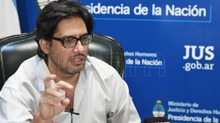 Garavano dijo que el Gobierno respeta tanto a la CIDH como la autonomía provincial