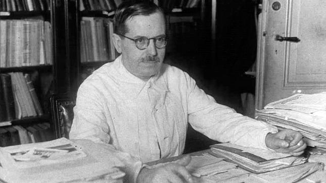 Se cumplen 130 años del nacimiento de Bernardo Houssay - Télam - Agencia  Nacional de Noticias