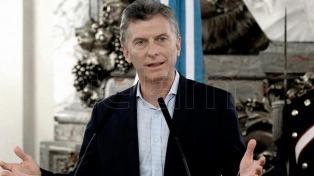 Macri será la figura central de un acto por el Día del Trabajo organizado por Momo Venegas