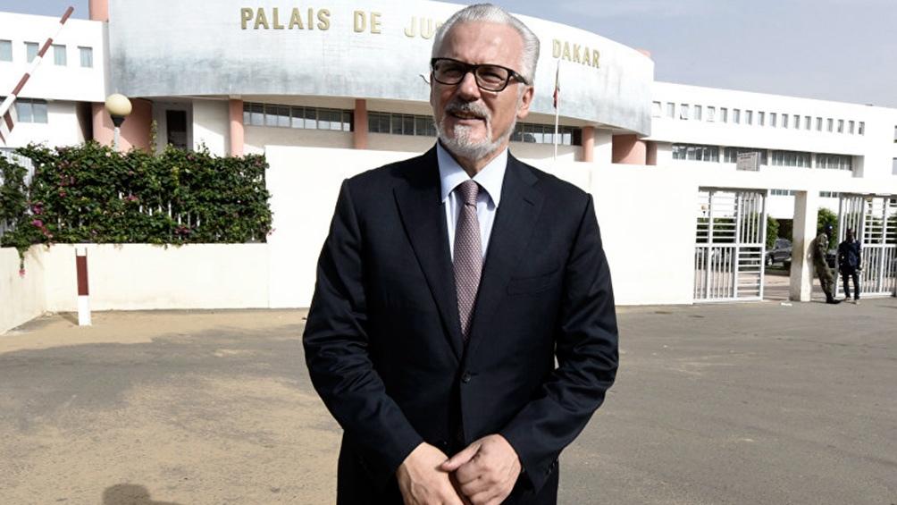 El ex juez fue asesor del Tribunal Internacional de La Haya.