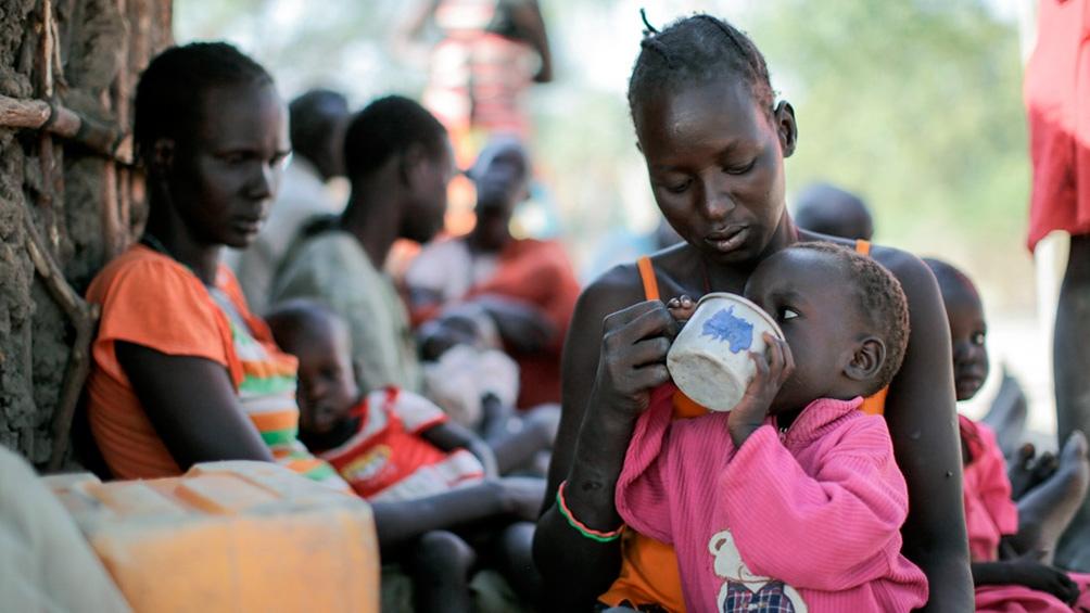 El PMA y la FAO advirtieron sobre la preocupante situación en el norte de Nigeria, Yemen y Sudán del Sur