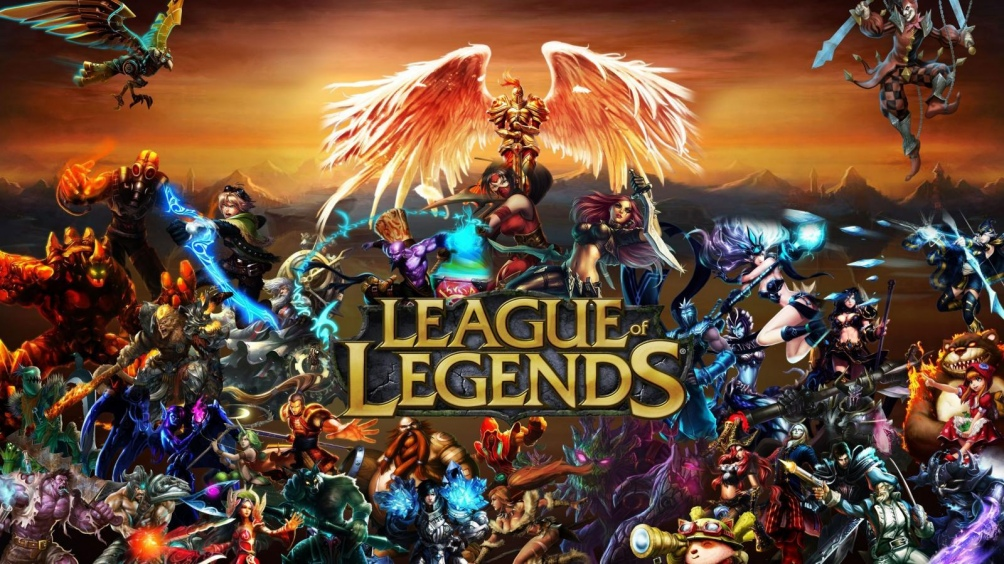 """""""League  of Legends"""", uno de los juegos que habrá en la competencia."""