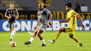 """""""Cuando juego me siento seguro de lo que puedo dar"""", afirmó Verón tras su regreso"""