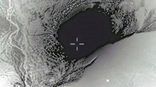 El Pentágono difundió el video del lanzamiento de la súper bomba