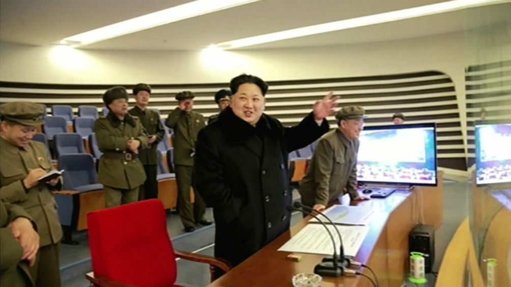 Kim Jong-un dijo que la situación alimentaria se está volviendo tensa.
