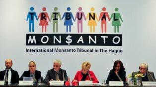 """El """"Tribunal Internacional Monsanto"""" concluyó en un simulacro de juicio que la firma es responsable de ecocidio"""