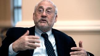 Profesor de la Universidad de Columbia, Joseph Stiglitz,
