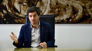 """Bereciartua: """"La Argentina enfrenta una crisis de agua y saneamiento"""""""