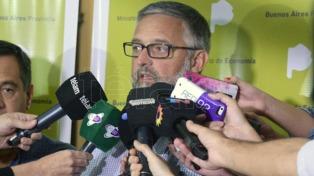 """Ministro bonaerense dice que los K no pudieron ocultar el desempleo, """"ni pervirtiendo al INDEC"""""""
