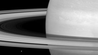 Revelan los últimos datos de la sonda Cassini sobre el planeta Saturno