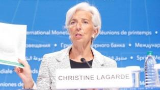 Lagarde pidió regulaciones para que las criptomonedas no sean vehículo del lavado