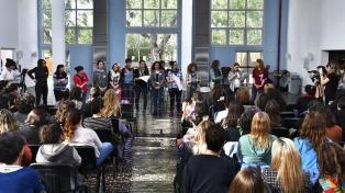 Mujeres cineastas y de medios audiovisuales hicieron el primer encuentro por derechos laborales y de género
