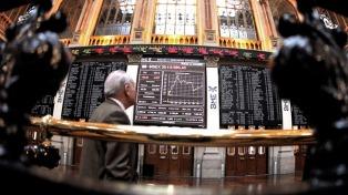 Las bolsas mundiales registraban hoy una tendencia mixta