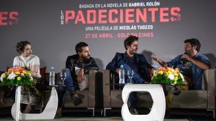 """La """"China"""" Suárez y Benjamín Vicuña protagonizan """"Los padecientes"""""""