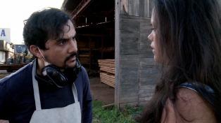 José Celestino Campusano compite en el Bafici
