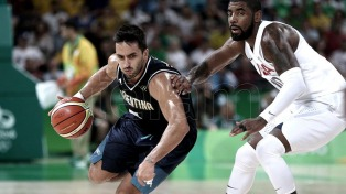 Campazzo en la mira de Houston Rockets