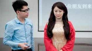 Un robot es el nuevo reportero especial en la agencia oficial de noticias de China