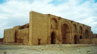 Una milicia chiita iraquí liberó del Estado Islámico la histórica ciudad de Hatra