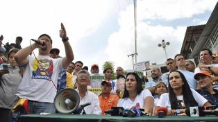 Freddy Guevara se refugió en la embajada de Chile en Caracas