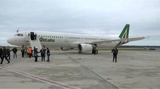 Alitalia proyecta el retorno a la Argentina en la pospandemia