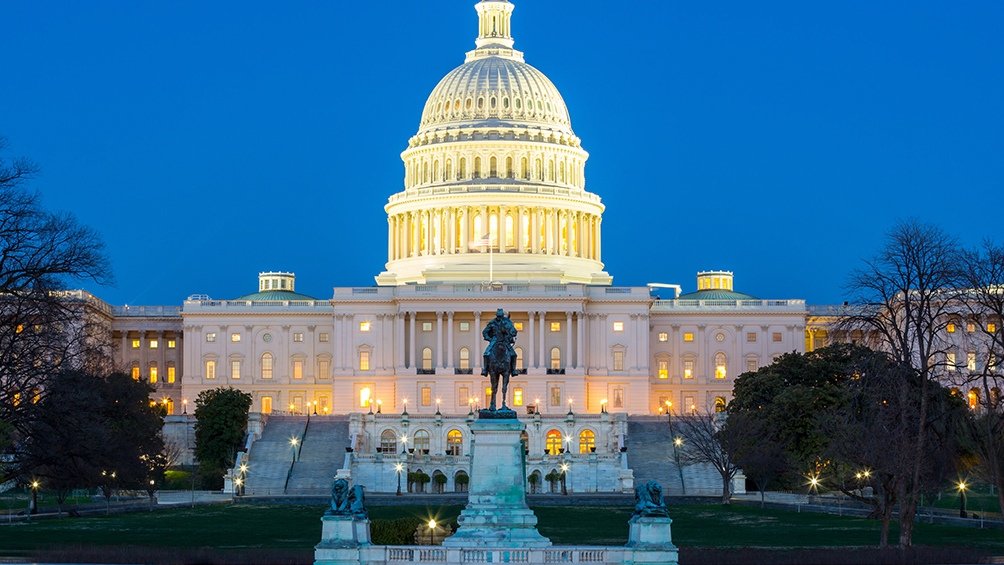 El Congreso de Estados Unidos votará el lunes una nueva ayuda estatal por el coronavirus