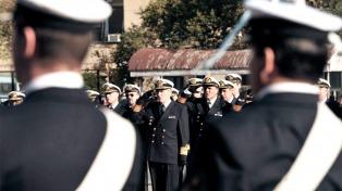 Con varios homenajes, se recordó el 35° aniversario del hundimiento del Crucero General Belgrano