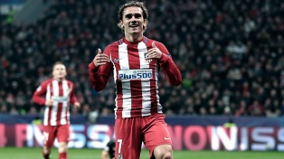 Atlético de Madrid goleó al Leganés y se acerca al Barcelona