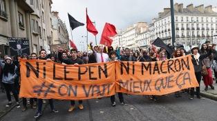 El abstencionismo sobrevuela el balotaje francés y potencia a Le Pen