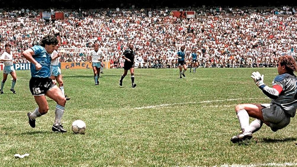 El inolvidable gol a los ingleses fue fuente de inspiración de una teoría económica