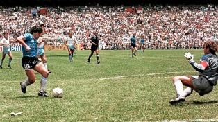 """Un video del gol de Maradona a los ingleses ahora es viral con el tema """"Despacito"""""""